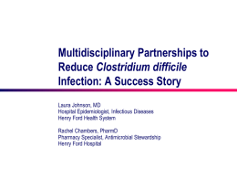 Antimicrobial Stewardship and Formulary Management
