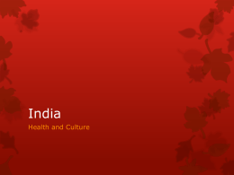 India - Ride for World Health