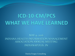 icd-10-pcs general guidelines