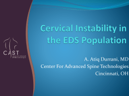 C1-C2 Instability in the EDS Population