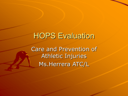 HOPS Evaluation - Doral Academy Preparatory