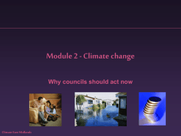 Why councils should act now | (ppt 2.5MB)