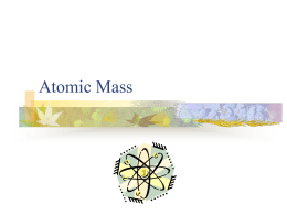 Atomic Mass - Lompoc Unified School District