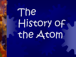 From his information, Rutherford proposed that an atom had a small