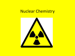 is nuclear chemistry good or bad Ah nuclear power the controversial energy giant that gave birth to the glorious stereotypes of mutated super-monsters, extra limbs, and deformed, glowing reptiles.