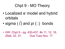 AP Chem - Unit 2 Chpt9