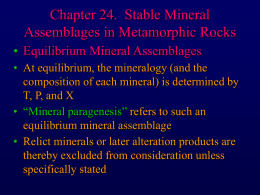 An Introduction to Igneous and Metamorphic Petrology. Prentice Hall.