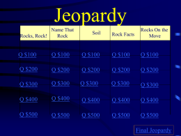 Rocks-and-Soil-Jeopardy