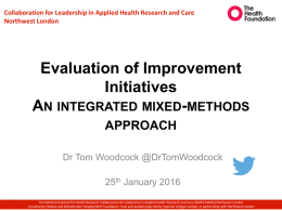 An integrated mixed-methods approach