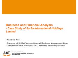 chiquita brands international case study