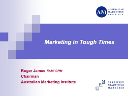 Australian Marketing Institute