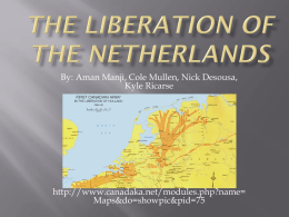 The Liberation Of The Netherlands