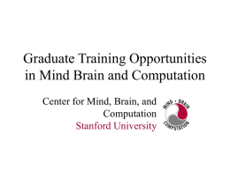 MBC_Neurosci_OV - Stanford University