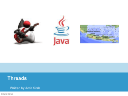 Java for Beginners – 4. Threads