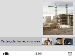 Rectangular Framed Structures