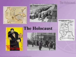 The Holocaust - Social Studies School Service
