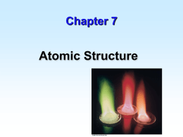 Chapter 2 - UCF Chemistry