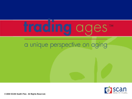 Trading Ages