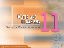 WATER_AND_ORGANISMS__ARIST