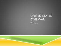 Civil War US14 Unit Civil War_2