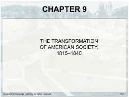 Chapter 9 - Cengage Learning