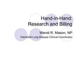 Hand-in-Hand - Vanderbilt University Medical Center