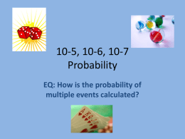 Probability - WordPress.com