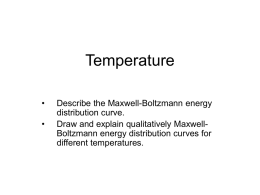 Temperature - Mwiseman.com