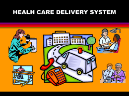 Health_Care_Delivery_System