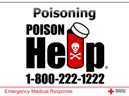 Poisoning - davis.k12.ut.us