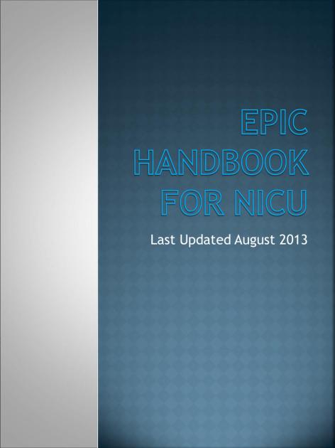 EPIC Binder | studyslide com