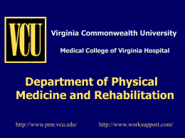 Virginia Commonwealth University Medical College of