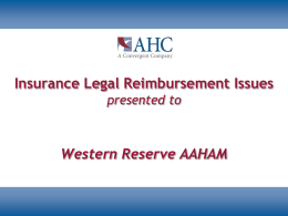 Insurance Reimbursement in Virginia