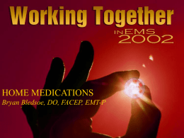 Working Together In EMS 2002