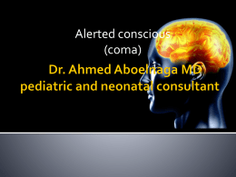 Dr. Ahmed Aboelnaga MD pediatric and neonatal consultant