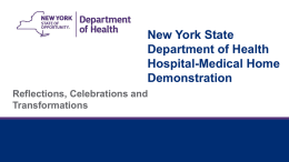 New York State Department of Health Hospital