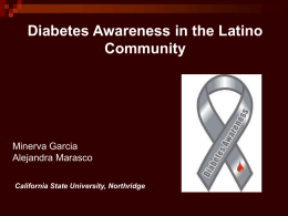 Grant Proposall_Presentation-Diabetes_awareness