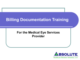 documentationtraining