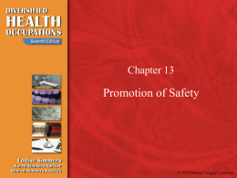 Safety Part 2 PowerPoint