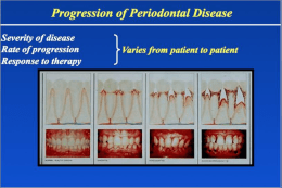 Incorporating Periodontal Medicine into Clinical Practice Maria