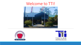 daapp ppt - Taylor Technical Institute