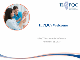 Illinois Perinatal Quality Collaborative