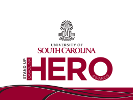 View our 2016 Heroes - Student Affairs and Academic Support