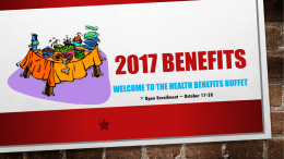 2017 Benefits Presentationx