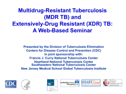 Full Webinar Slides - Heartland National TB Center