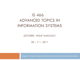 Lecture14-IS466x