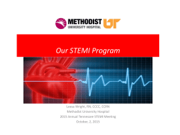 Our STEMI Program