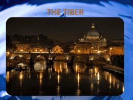 The River Tevere