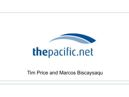 thepacific.net Ltd
