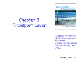 3rd Edition: Chapter 3